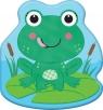 Książeczki kąpielowe Mała Żabka