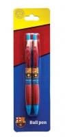 Długopis kulkowy 2 sztuki FC Barcelona