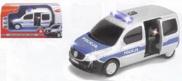 Samochód policyjny z radarem (203713002026)