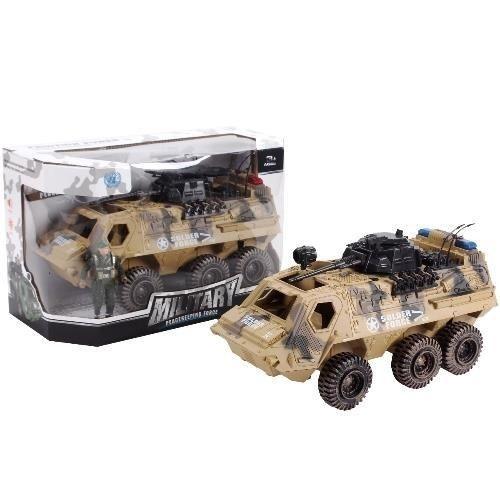 Military Peacekeeping Force Transporter opancerzony