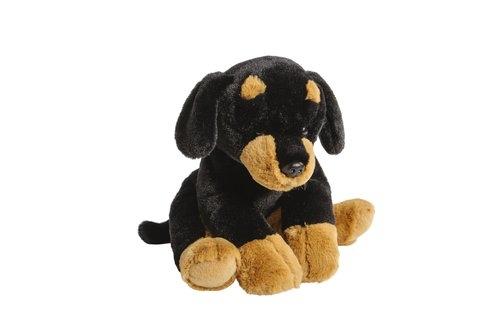 Molli Toys Piesek Rottweiler 40 cm