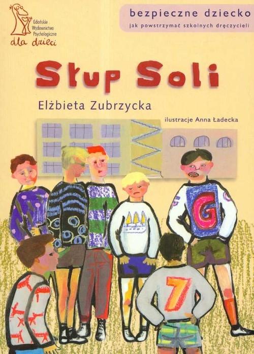 Słup soli Zubrzycka Elżbieta