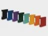 Segregator ringowy Vaupe FCK 40 mm 2 ringi A5 pomarańczowy (058/16)