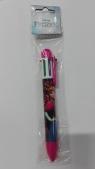 Długopis 6 kolorów Kraina Lodu 19