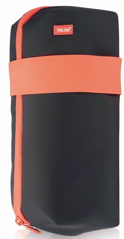 Multipiórnik, saszetka owalny Touch Fluo pomarańczowy MILAN