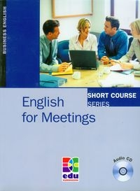 English for Meetings with CD Thomson Kenneth