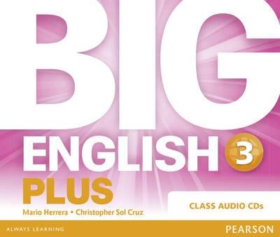 Big English Plus 3 Class CD