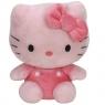 TY Beanie Babies Hello Kitty - różowy 25 cm (90116)