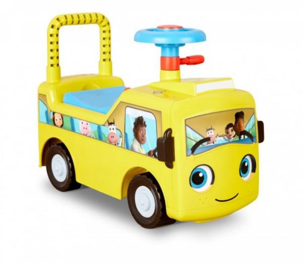 Baby Bum Jeździk Pchacz Autobus (651083PPO)