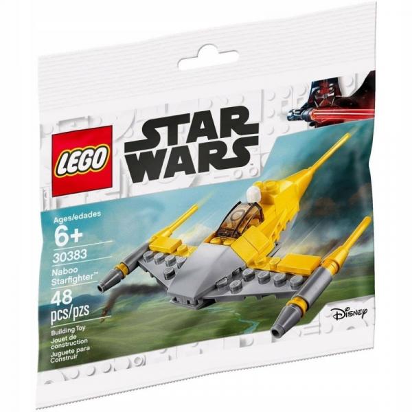 Klocki Star Wars Naboo Starfighter (30383)
