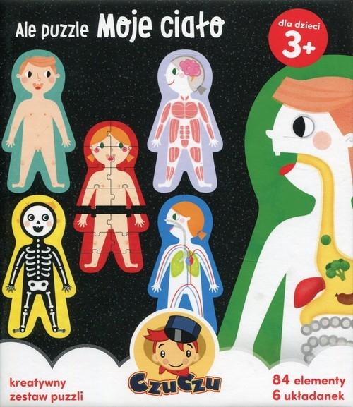 CzuCzu: Ale puzzle Moje ciało