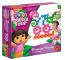 Magiczne mozaiki w ogrodzie Dora poznaje świat 100 elementów