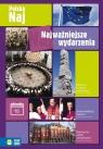 Najważniejsze wydarzenia Polska NAJ (Uszkodzona okładka) Opracowanie zbiorowe