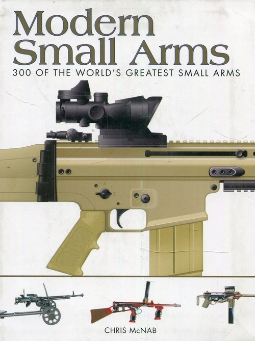 Modern Small Arms McNab Chris
