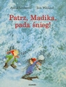 Patrz, Madika, pada śnieg! Lindgren Astrid, Wikland Ilon