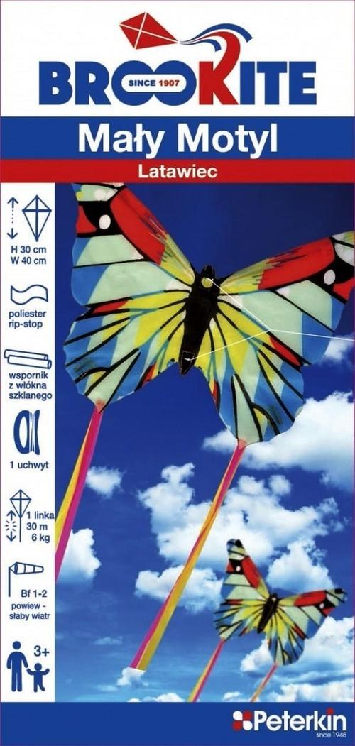 Brookite Latawiec Mini Mały motyl
