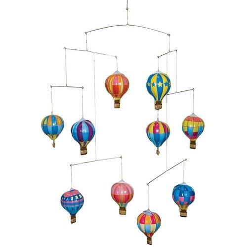 Blaszane balony na gorące powietrze (SC-HABM)