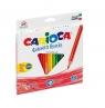Kredki ołówkowe trójkatne 24 kolory CARIOCA