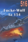 Focke-Wulf Ta 154 praca zbiorowa