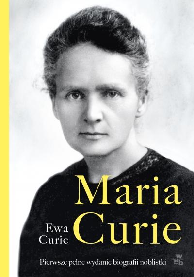 Maria Curie Ewa Curie