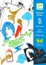 Zestaw artystyczny Graffiti Street Stencils (DJ08616)
