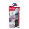 Zestaw 3 sztywnych nożykow do Fimo z dodatkowymi gumowymi nakładkami (S 8700 14)