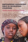 Empowering Adolescent Girls in Developing Countries Gender Justice and