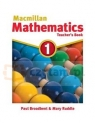 Macmillan Mathematics 1 TB Paul Broadbent