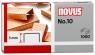 Zszywki 10 Novus miedzianowe nr 10 1000 szt (040-0207)