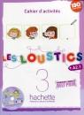 Les Loustics 3 A2.1 Zeszyt ćwiczeń z płytą CD