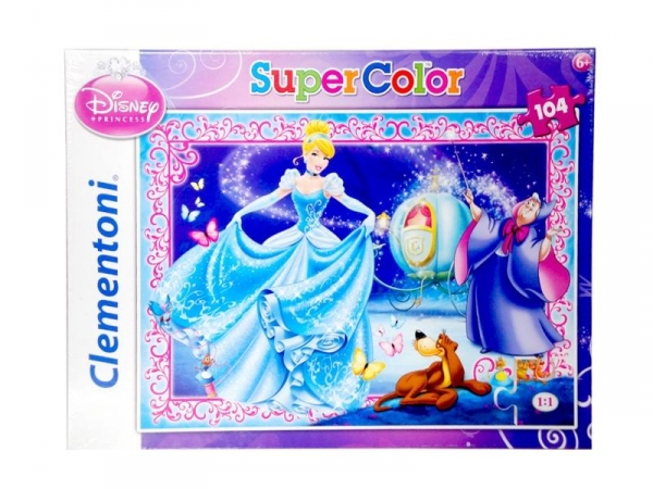 Puzzle 104: Cinderella (27916)