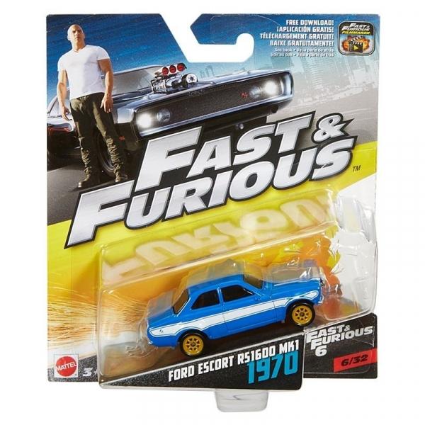 Szybcy i wściekli 1970 Ford Escort Rs1600 MK1 (FCF35/FCF41)