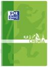 Zeszyt OXFORD CHEMIA A5 60 kartek A5 90G K5X5MA 400092590