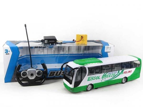 Autobus zdalnie sterowany - 40 cm