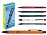 Długopis z kryształkami aluminiowy  z metalowym klipem  A02E. 2894 MPM-QUALITY