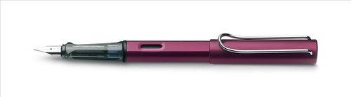 Pióro wieczne Lamy 029 AL-star purpurowe F