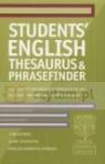 Students`english thesaurus & phrasefinder praca zbiorowa