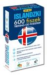 Islandzki 600 fiszek Trening od podstaw + CD
