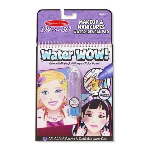 Kolorowanka Water Wow! - Make UP