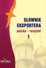 Słownik eksportera polsko - rosyjski  Kapusta Piotr