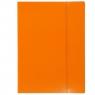 Teczka kartonowa na gumkę VauPe Eco A4 - pomarańczowa (319/16)