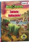 SCHLEICH Dinosaurs Zadanie NaklejanieLASS-201