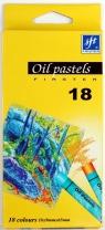 Pastele olejne 18 kolorów (117242)