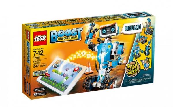 Lego BOOST: Zestaw kreatywny (17101)