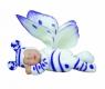 Lalka Anne Geddes Śpiący motylek