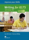 Improve your Skills: Writing for IELTS 4.5-6+ key Sam McCarter, Norman Whitby
