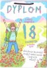 Dyplom - osiemnastka dziewczyna
