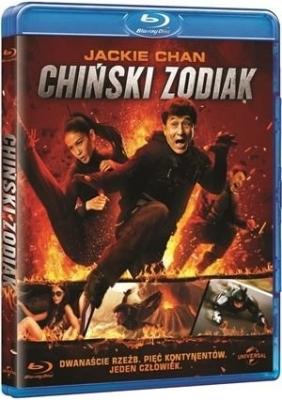 Chiński Zodiak (Blu-ray)