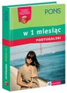 Portugalski w 1 miesiąc z płytą CD