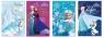 Notes A6 Kraina Lodu - 30 kartek z poddrukiem mix